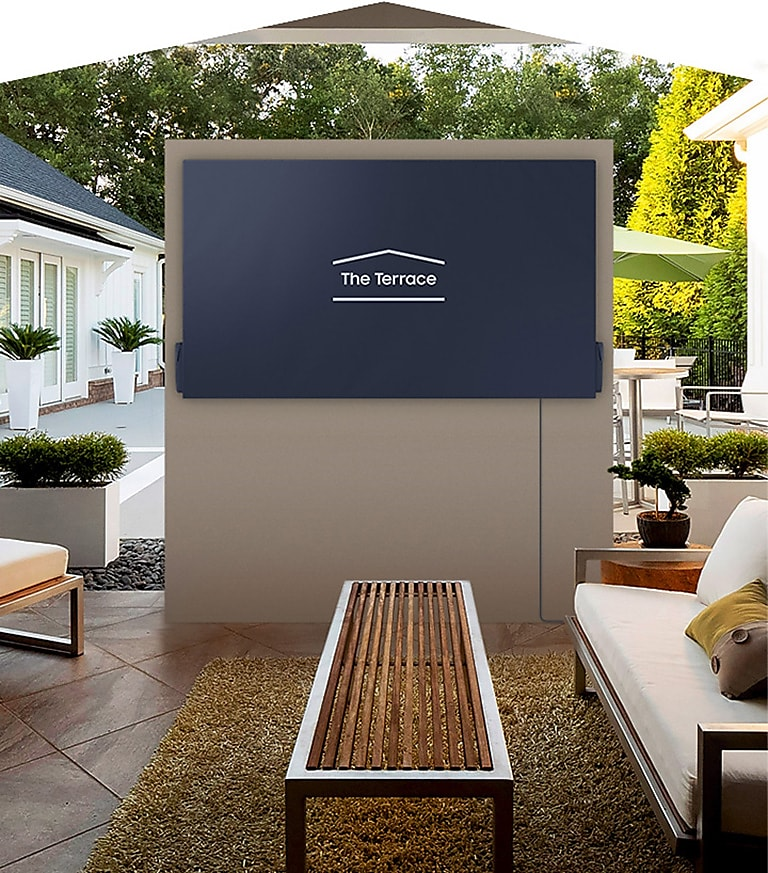 The ultimate protection for your outdoor TV