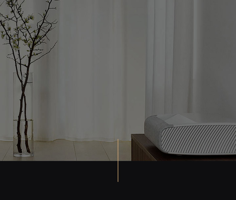 Blends seamlessly into your space