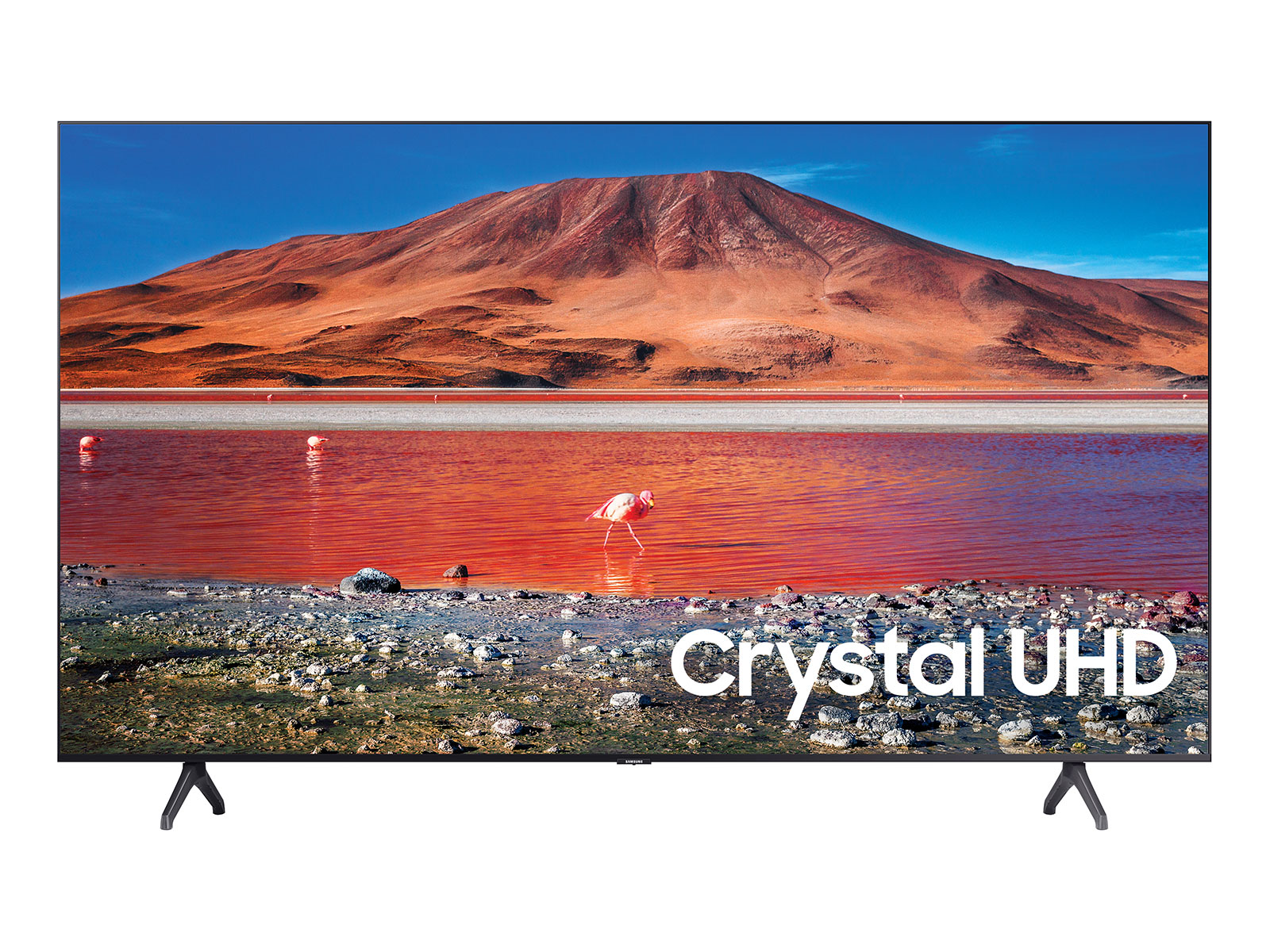 Samsung 70 TU7000 Crystal UHD 4K Smart TV with HDR, UN70TU7000FXZA 2020