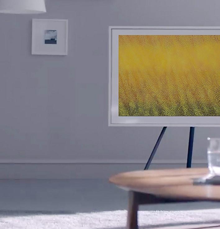 65 Class The Frame Premium 4k Uhd Tv 2018