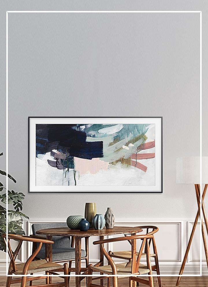 The Frame Tv Art Mode Samsung Us