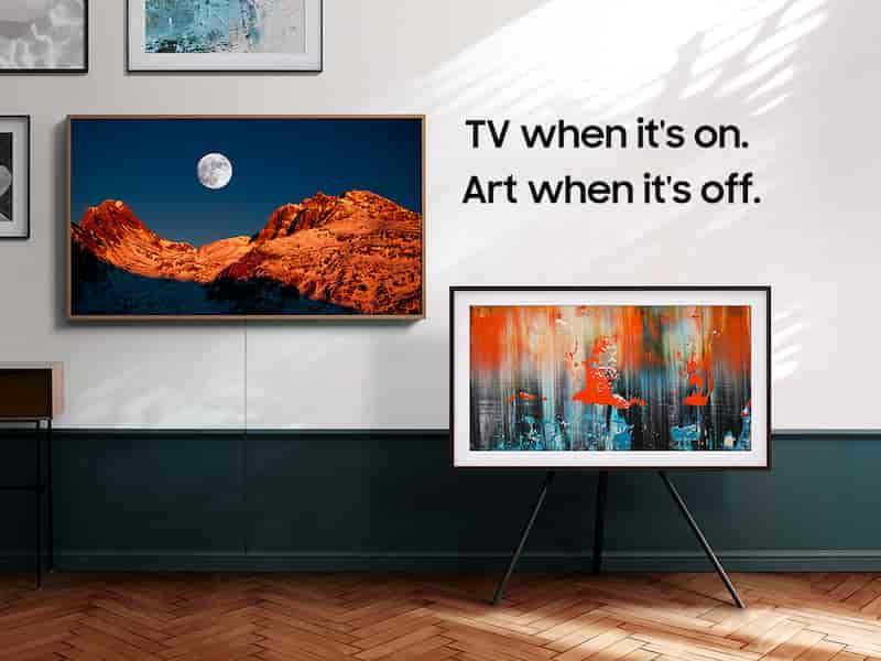 "65"" Class The Frame QLED 4K UHD HDR Smart TV (2020)"