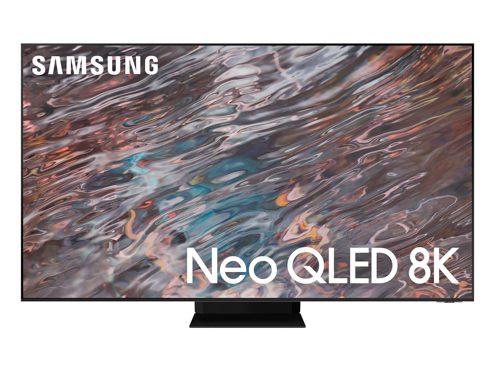 Samsung 85 QN800A Neo QLED 8K Smart TV, QN85QN800AFXZA, 2021