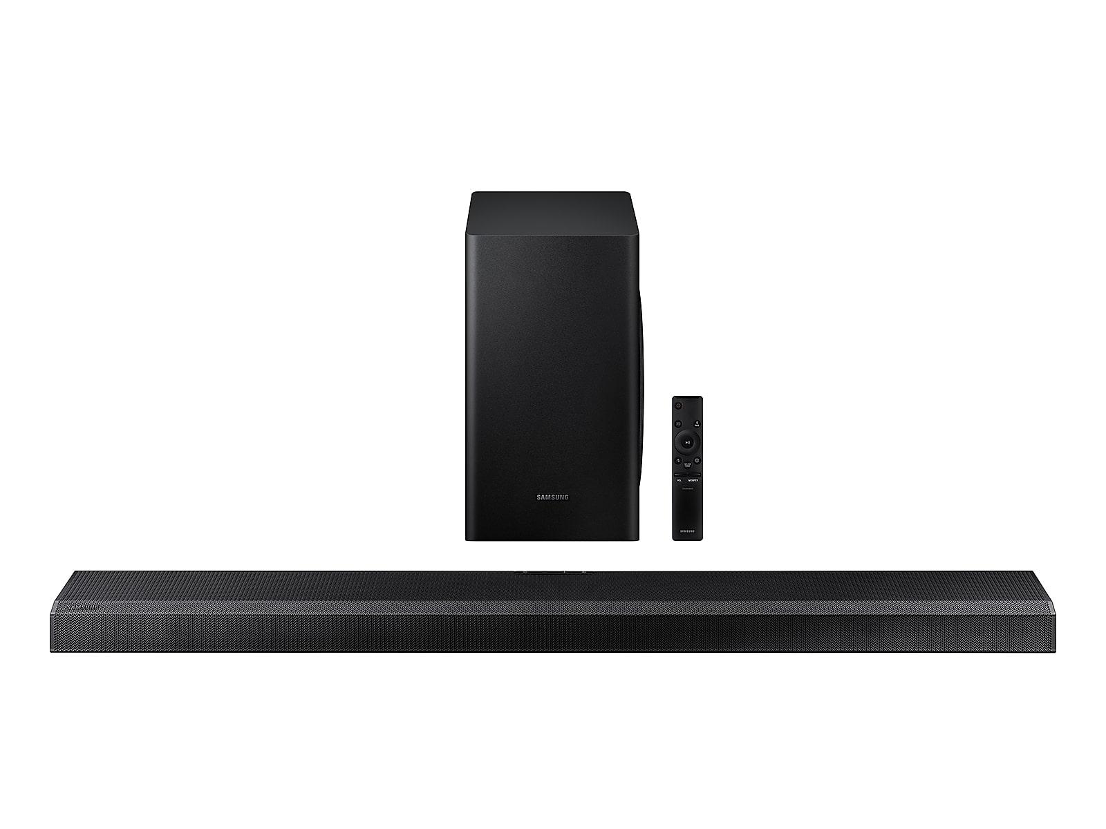 Samsung HW-Q70T 3.1.2ch Soundbar w/ Dolby Atmos / DTS:X in Black (2020)