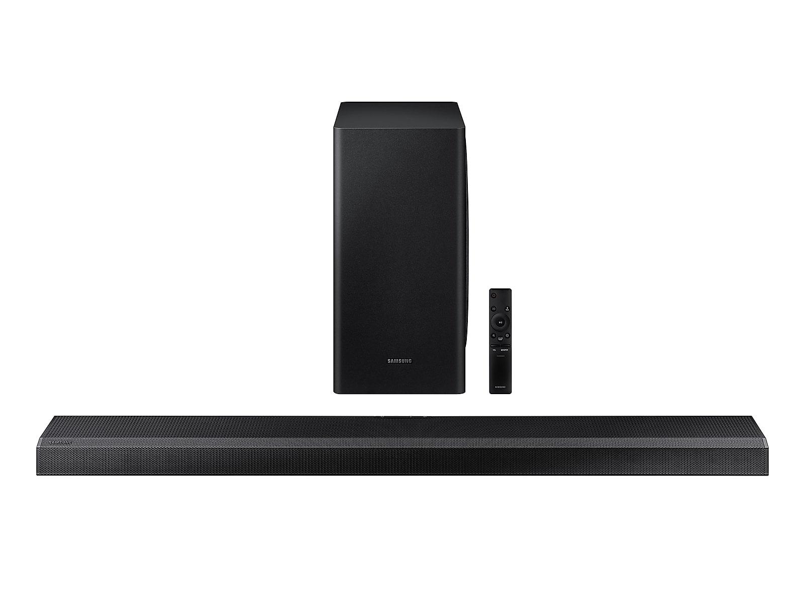 Samsung HW-Q800T 3.1.2ch Soundbar w/ Dolby Atmos / DTS:X & Alexa Built-in Black (2020)