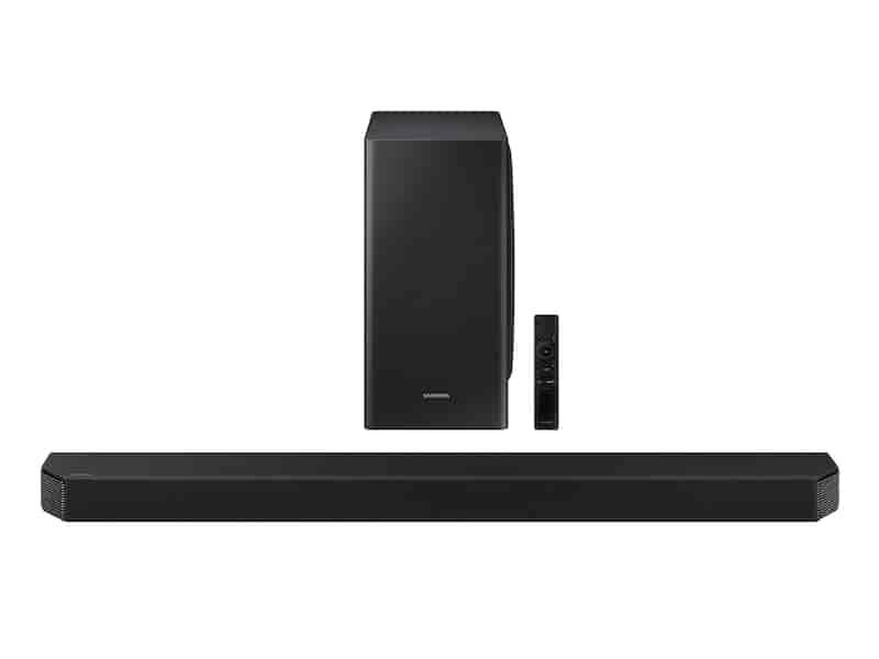 HW-Q900T 7.1.2ch Soundbar w/ Dolby Atmos / DTS:X and Alexa Built-in (2020)