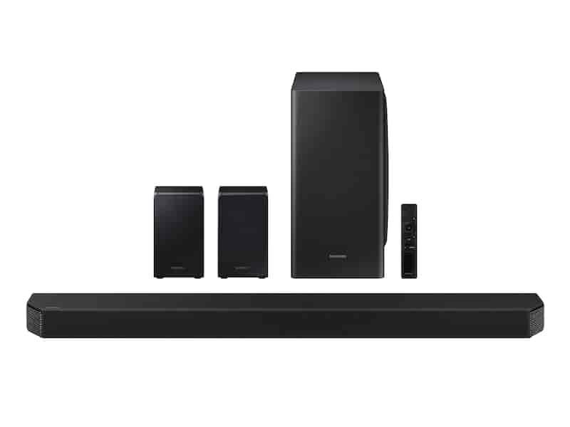 HW-Q950T 9.1.4ch Soundbar w/ Dolby Atmos / DTS:X and Alexa Built-in (2020)