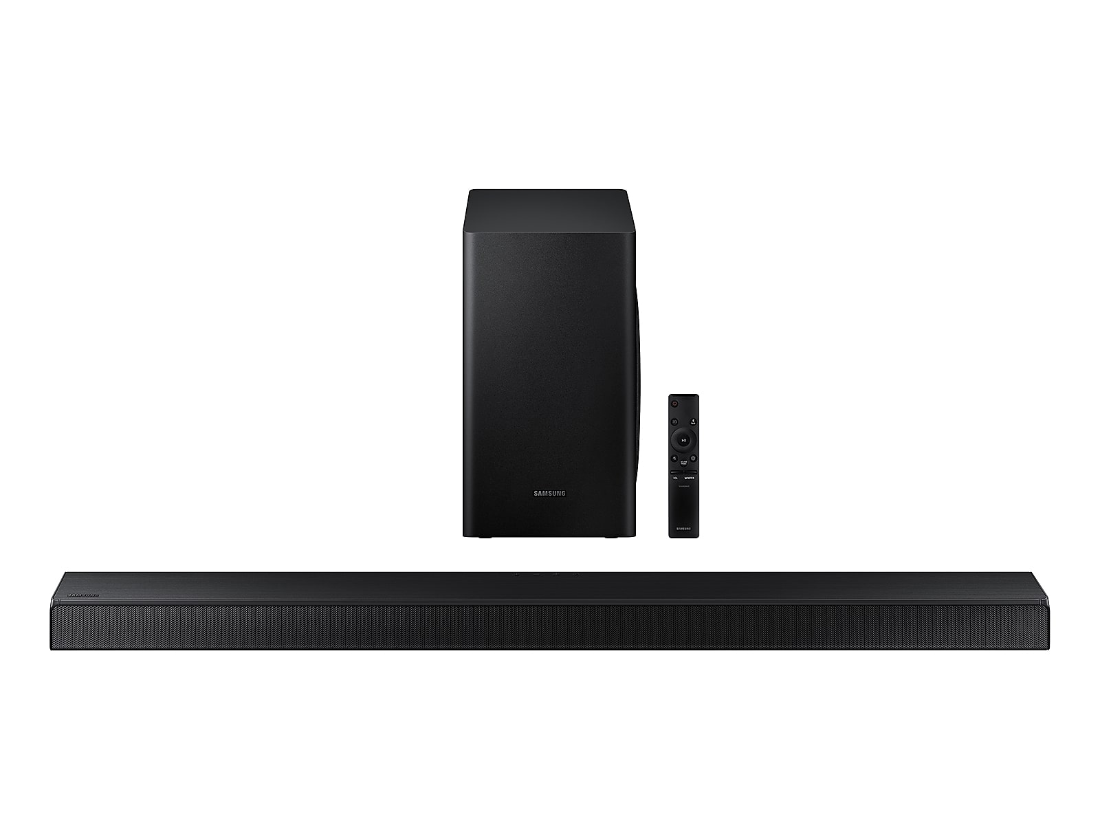 Samsung HW-T650 3.1ch Soundbar w/ 3D Surround Sound in Black (2020)