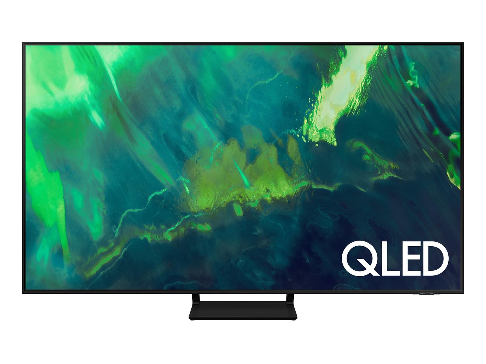 Samsung 55 Q70A QLED 4K Smart TV, QN55Q70AAFXZA, 2021
