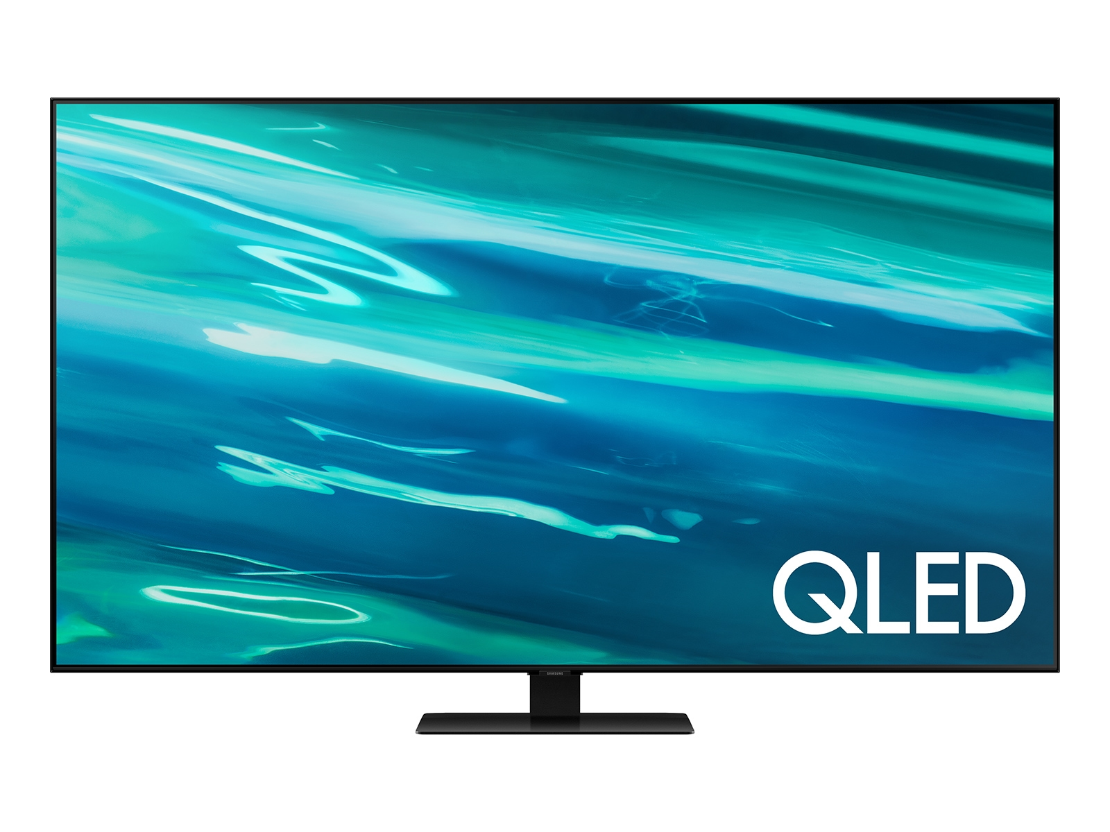 Samsung 85 Q80A QLED 4K Smart TV, QN85Q80AAFXZA, 2021