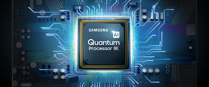 Our most powerful processor delivers the ultimate picture, sound and smart experience.