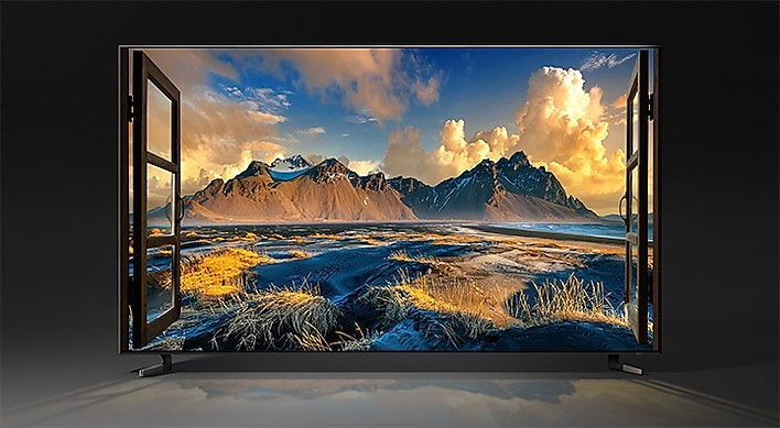 Enter a world of 8K resolution