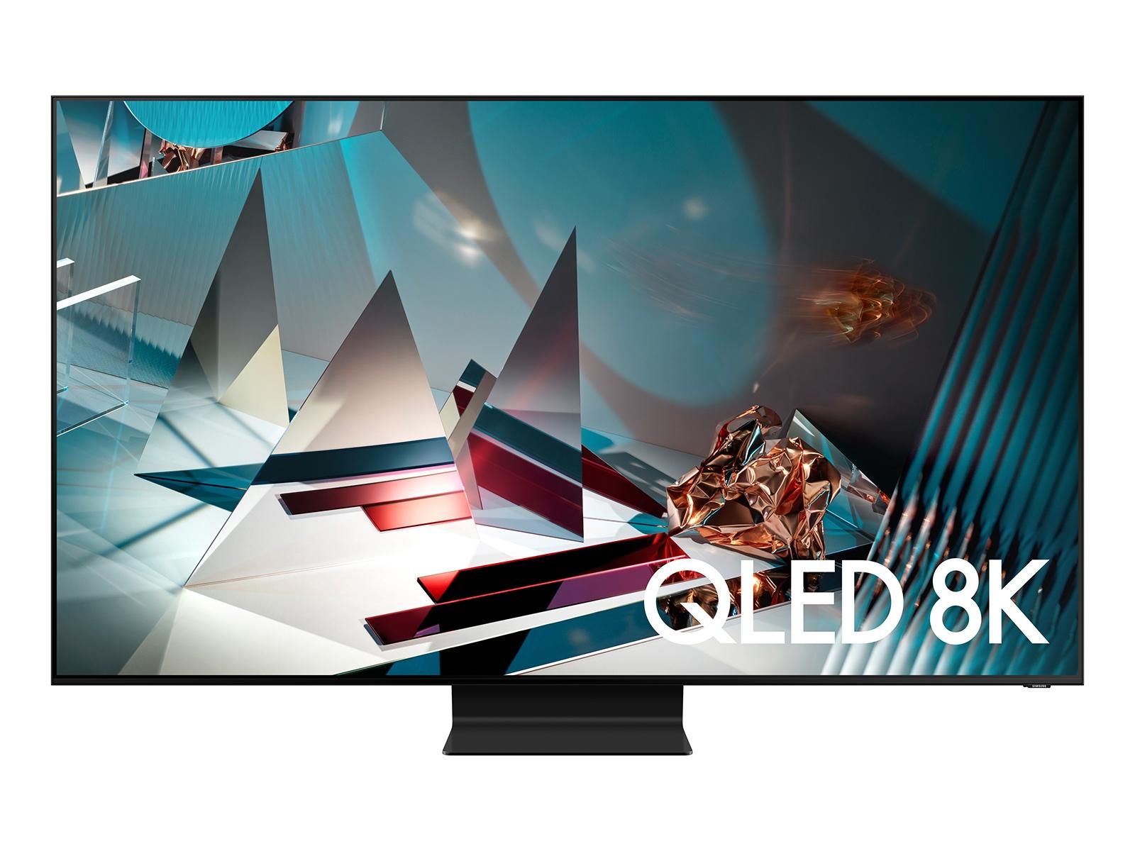 65 Class Q800t Qled 8k Uhd Hdr Smart Tv 2020 Tvs Qn65q800tafxza Samsung Us