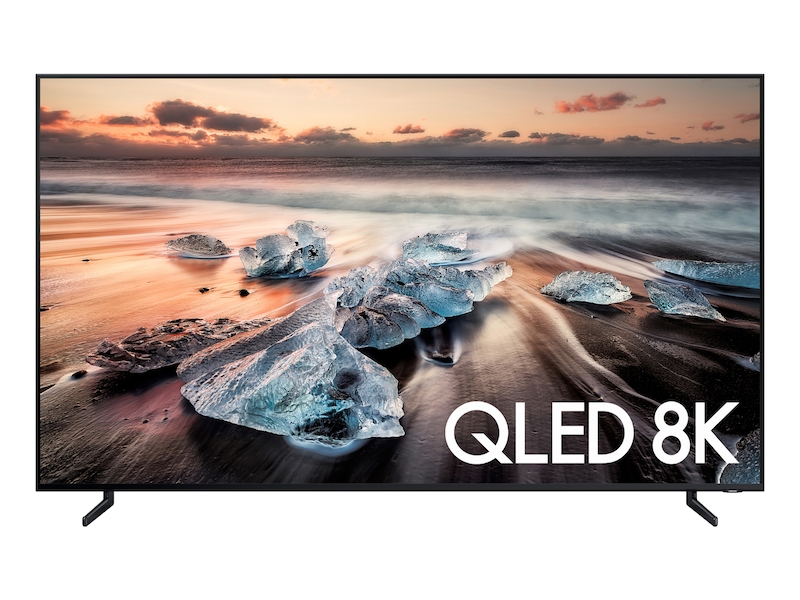 Q900 Series QLED Smart 8K UHD TV (2019)