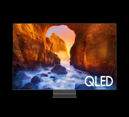 2019 QLED Technology – Change how you watch and what you see