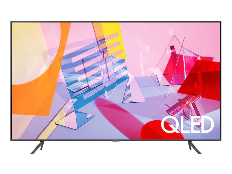 55 Class Q60t Qled 4k Uhd Hdr Smart Tv 2020 Tvs Qn55q60tafxza Samsung Us