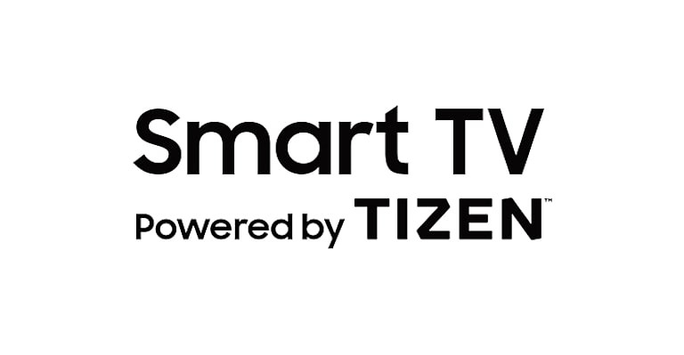 Smart TV Powered by Tizenᵀᴹ
