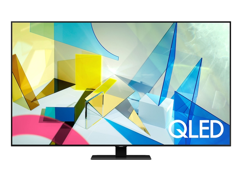 85 Class Q80t Qled 4k Uhd Hdr Smart Tv 2020 Tvs Qn85q80tafxza Samsung Us