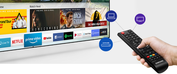 Search less, enjoy more on your Smart TV with Universal Guide