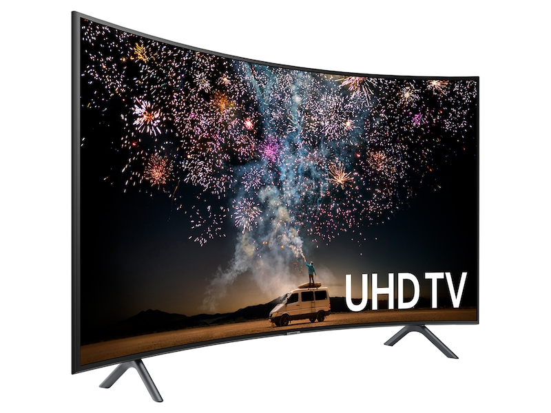 UHD 4K Curved Smart TV RU7300 55