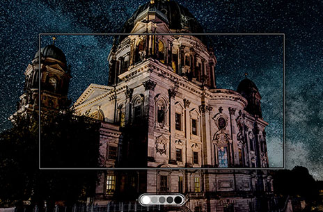 Experience stunningly enhanced detail with HDR