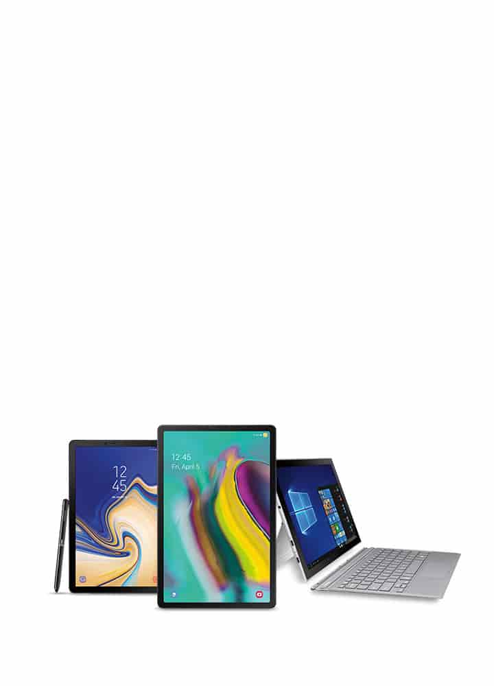 Trade in and save up to $250 on Galaxy Tablets