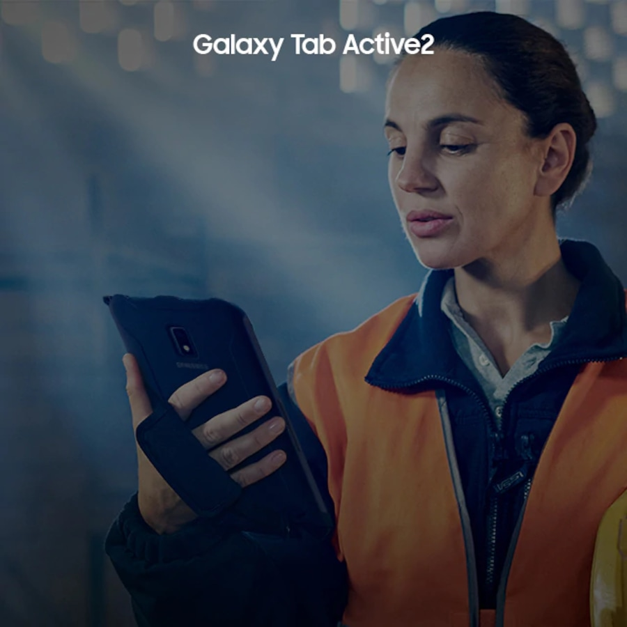 Galaxy Tab Active2 for business