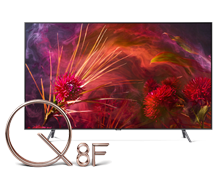 Up to $500 off Q8FN TVs