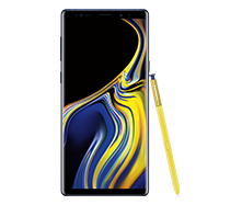 Galaxy Note9 starting from $500 with eligible trade-in<sup>⊕</sup>