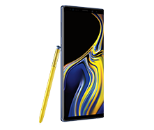 Up to $300 off Galaxy Note9
