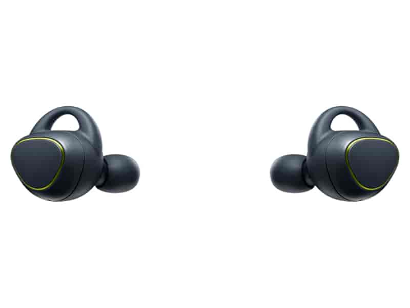 Gear IconX, Black
