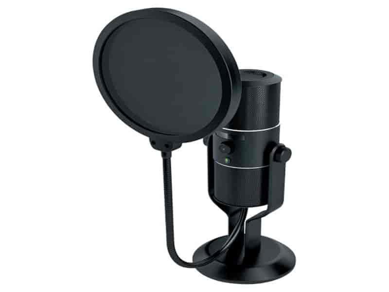 Razer Black Seiren Elite USB Digital Microphone
