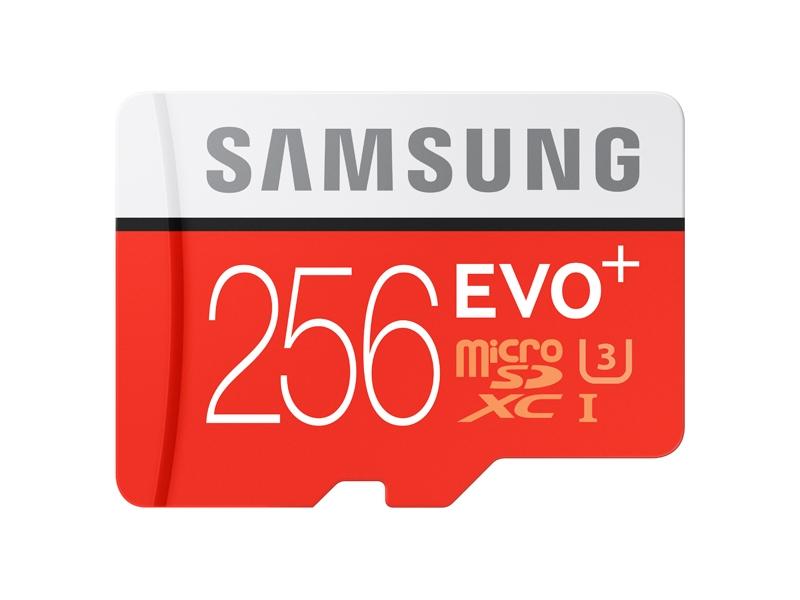 Micro SD EVO+ 256GB Memory Card w/ Adapter Memory & Storage - MB-MC256DA/AM | Samsung US