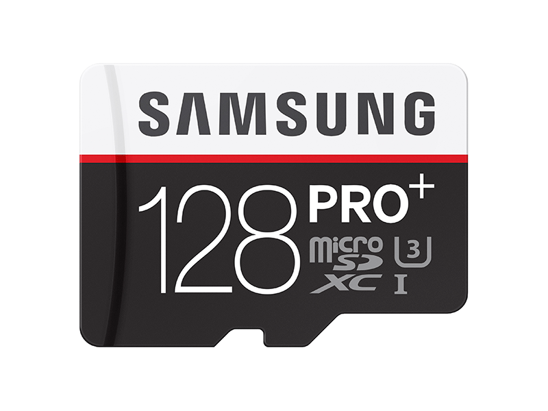 Micro Sd Pro 128gb Memory Card W Adapter Memory Storage