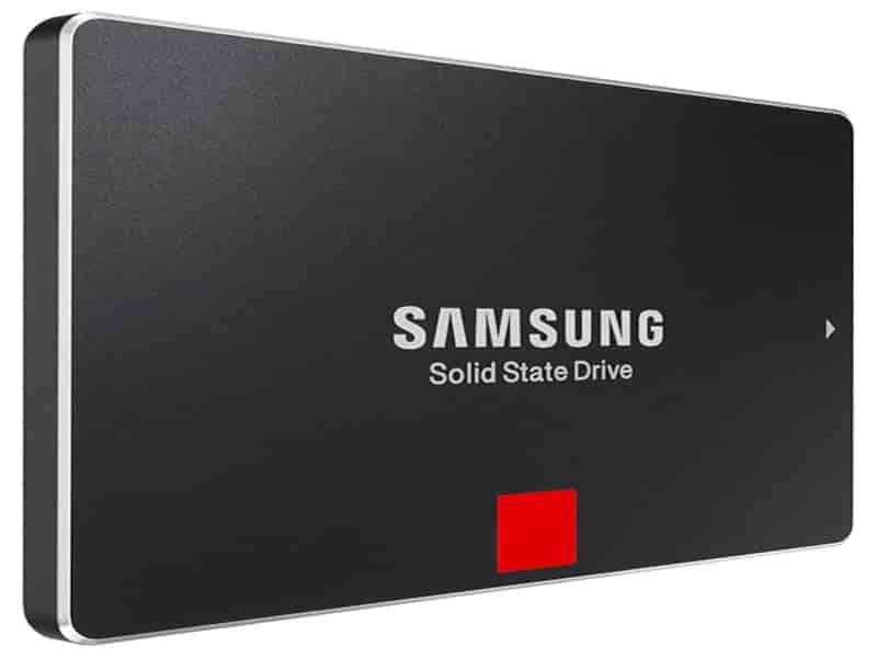 """SSD 850 PRO 2.5"""" SATA III 512GB"""