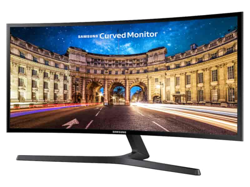 "27"" CF398 Curved LED Monitor"