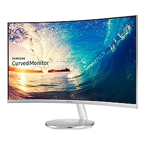 Curved LED Monitor (CF591 Series) | Owner Information