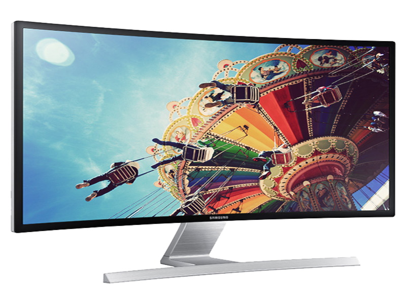 "27"" SD590 Curved LED Monitor"