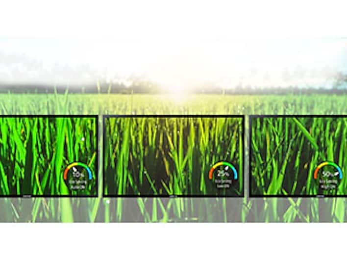 Eco-friendly Monitor