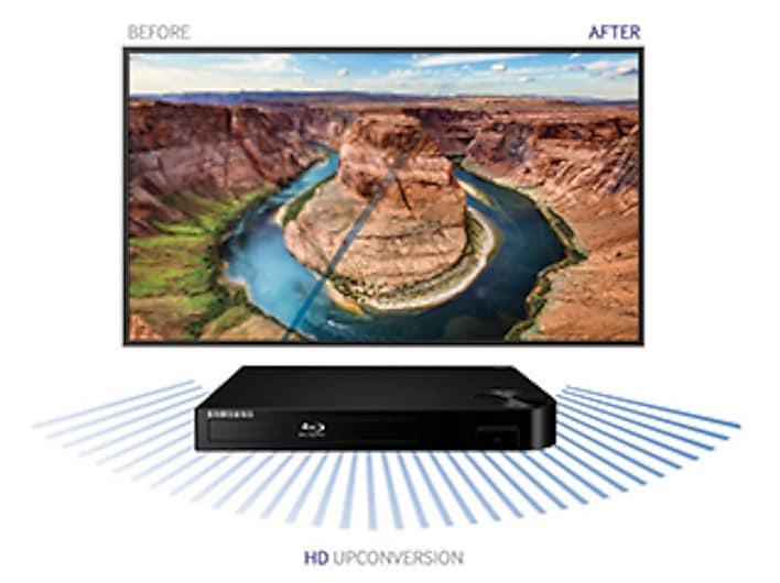 HD Upconversion