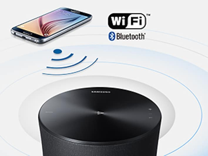 Wi-Fi and Bluetooth