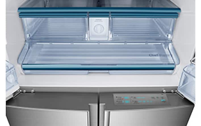 Samsung Chef Collection Large Refrigerator 34 Cu Ft 4