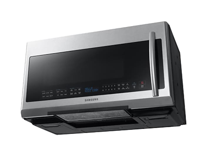 2 1 Cu Ft Over The Range Microwave Microwaves