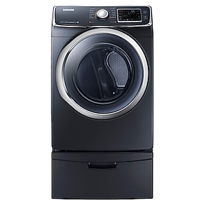 Samsung 4 5 Cu Ft 10 Cycle High Efficiency Front Loading Washer With Steam White Wf45r6100aw Us Best Buy