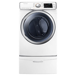 Electric Dryer with Steam DV45H6300 | Owner Information