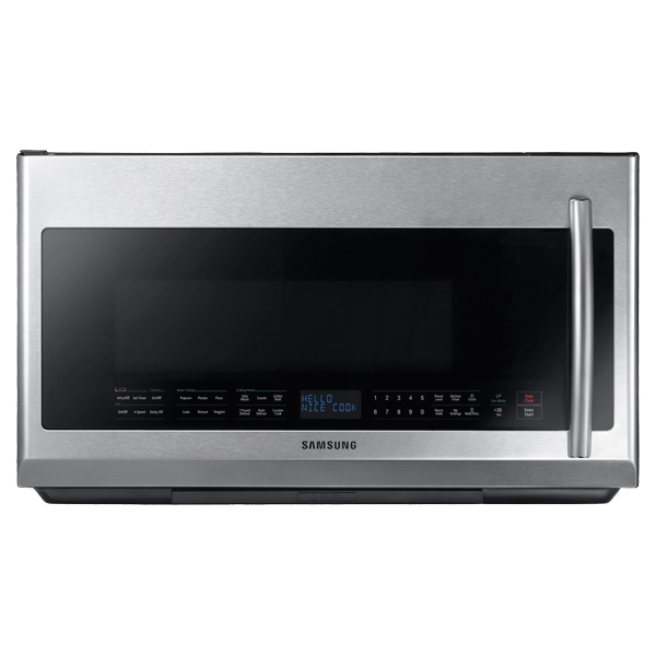 Over The Range Microwave Microwaves Me21f707mjt Aa Samsung Us