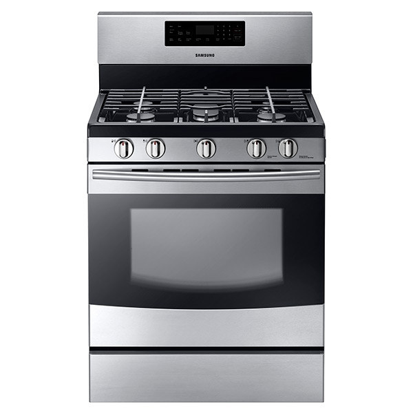 5.8 cu. ft. Gas Range Ranges - NX58F5500SS/AA | Samsung US Oven Griddle Blue Star Wiring Diagram on