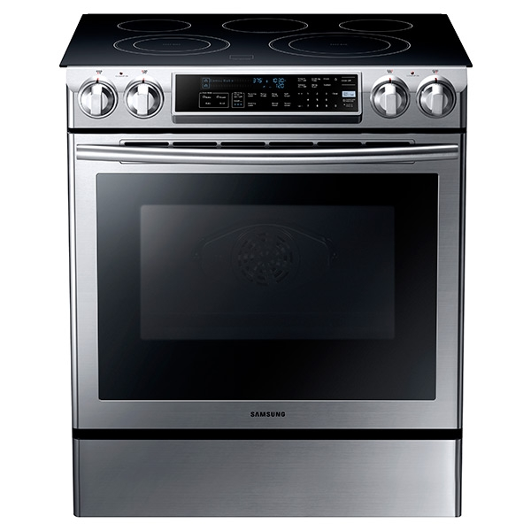 5 8 Cu Ft Slide In Electric Range Ranges Ne58f9500ss
