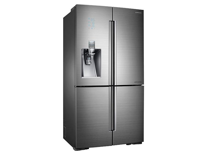 Counter Depth 4 Door Flex Chef Collection Refrigerator