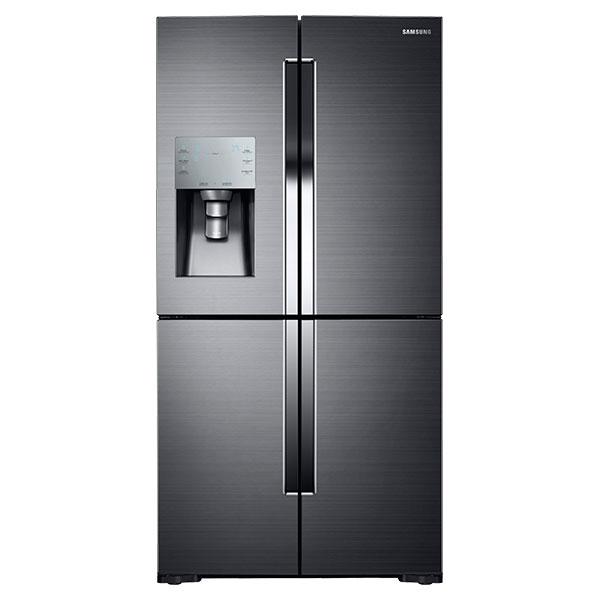 28 Cu Ft 4 Door Flex Refrigerator With Flexzone In
